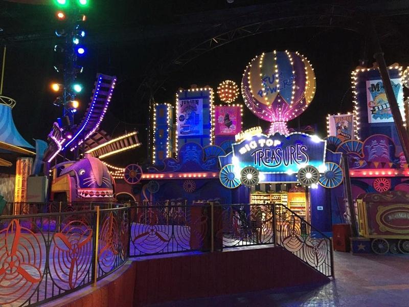 [ÉAU] Dubai Parks & Resorts : motiongate, Bollywood Parks, Legoland (2016) et Six Flags (2019) - Page 8 Madaga11