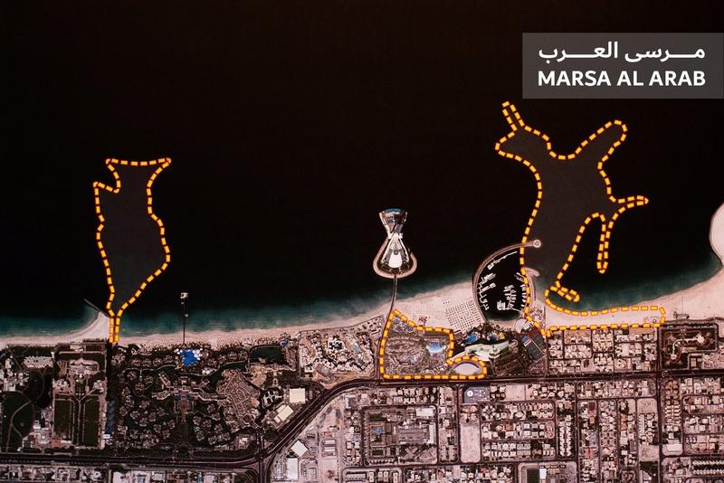 [ÉAU] Marsa Al Arab à Dubaï (Wild Wadi Waterpark, parc marin, Cirque du Soleil, Pearl Museum) (2020) Marsa_11