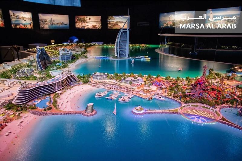 [ÉAU] Marsa Al Arab à Dubaï (Wild Wadi Waterpark, parc marin, Cirque du Soleil, Pearl Museum) (2020) Marsa_16