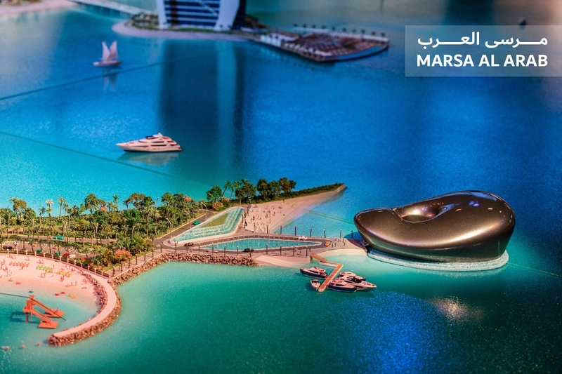 [ÉAU] Marsa Al Arab à Dubaï (Wild Wadi Waterpark, parc marin, Cirque du Soleil, Pearl Museum) (2020) Marsa_17