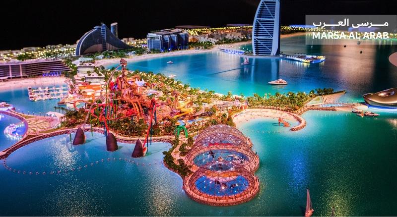 [ÉAU] Marsa Al Arab à Dubaï (Wild Wadi Waterpark, parc marin, Cirque du Soleil, Pearl Museum) (2020) Marsa_18