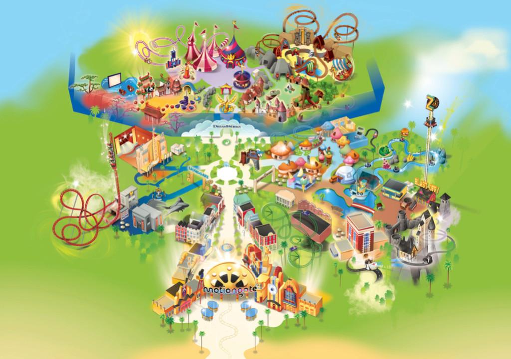 [ÉAU] Dubai Parks & Resorts : motiongate, Bollywood Parks, Legoland (2016) et Six Flags (2019) - Page 8 Motion10