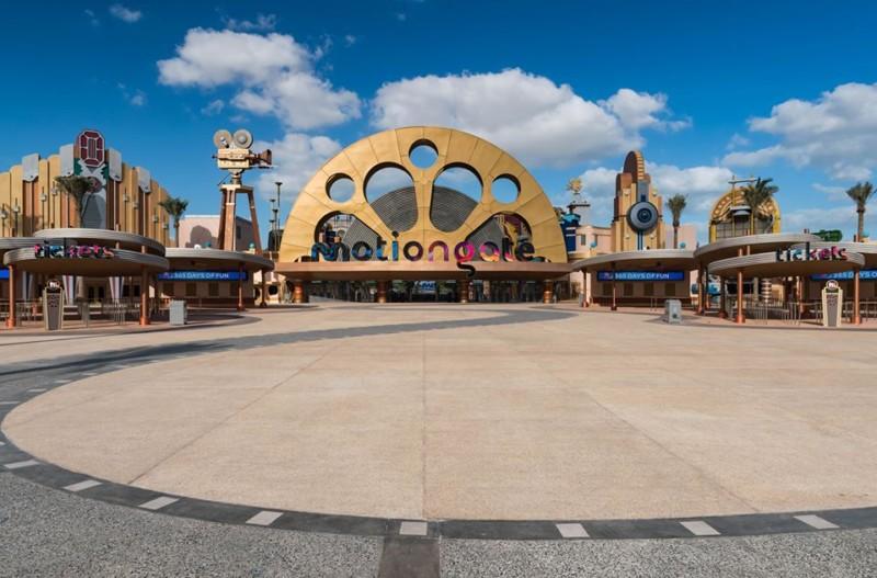 [ÉAU] Dubai Parks & Resorts : motiongate, Bollywood Parks, Legoland (2016) et Six Flags (2019) - Page 8 Motion14