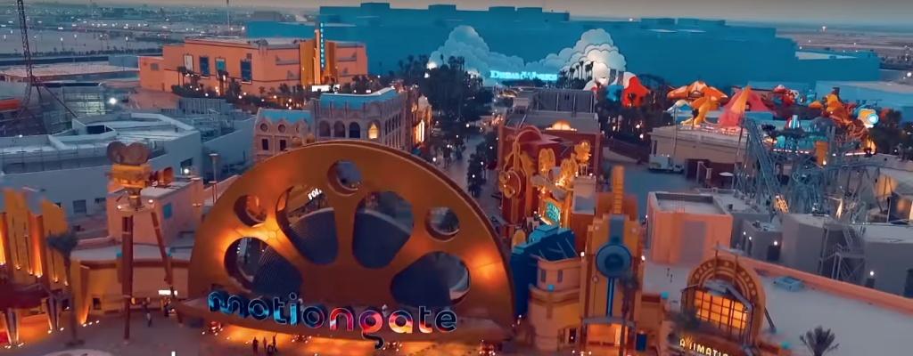 [ÉAU] Dubai Parks & Resorts : motiongate, Bollywood Parks, Legoland (2016) et Six Flags (2019) - Page 8 Motion17
