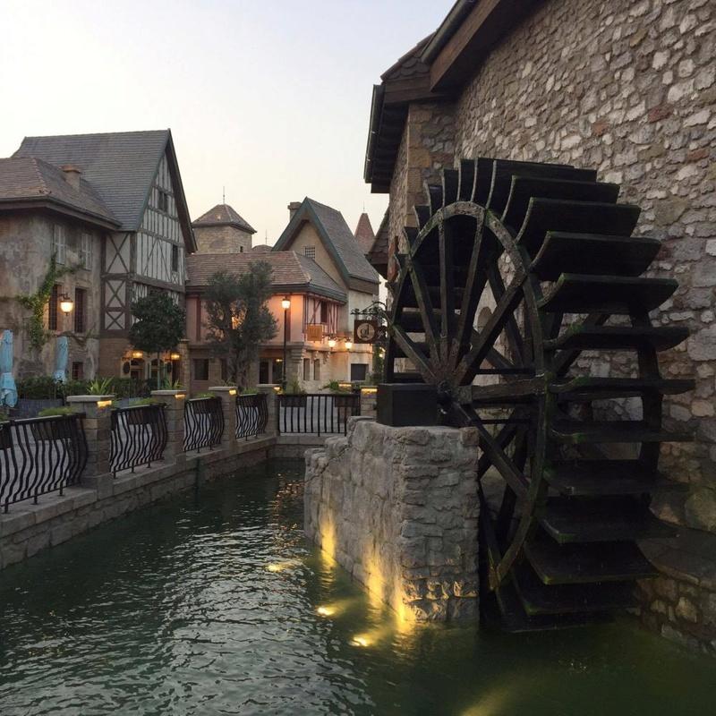 [ÉAU] Dubai Parks & Resorts : motiongate, Bollywood Parks, Legoland (2016) et Six Flags (2019) - Page 7 Riverl12