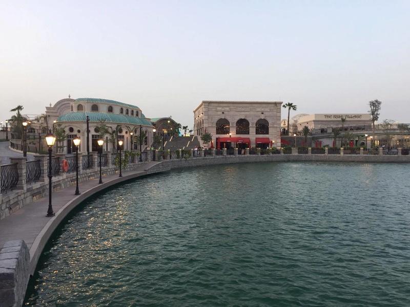 [ÉAU] Dubai Parks & Resorts : motiongate, Bollywood Parks, Legoland (2016) et Six Flags (2019) - Page 7 Riverl13