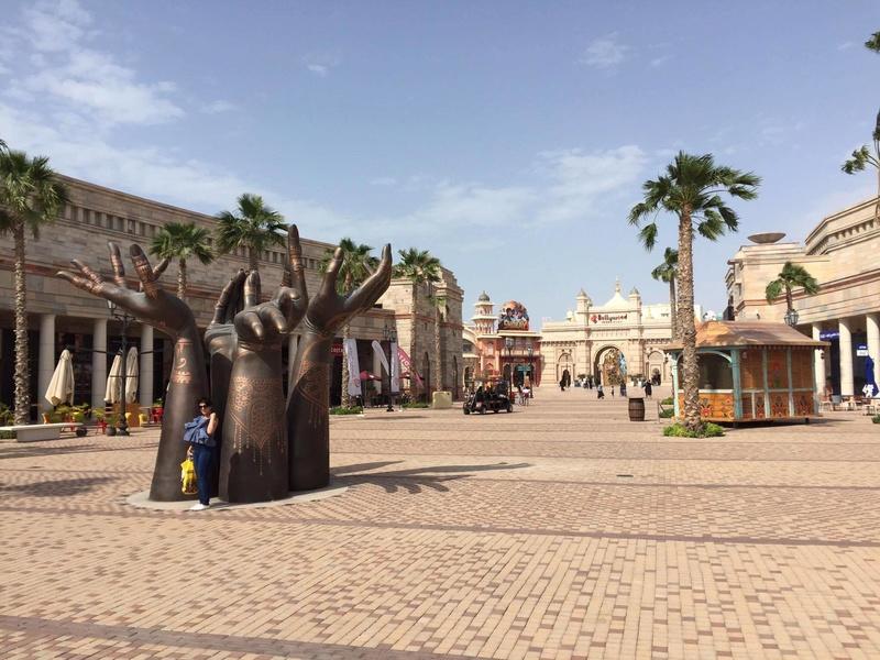 [ÉAU] Dubai Parks & Resorts : motiongate, Bollywood Parks, Legoland (2016) et Six Flags (2019) - Page 7 Riverl15