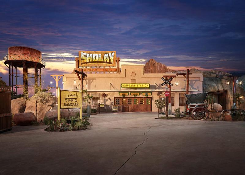 [ÉAU] Dubai Parks & Resorts : motiongate, Bollywood Parks, Legoland (2016) et Six Flags (2019) - Page 7 Sholay11