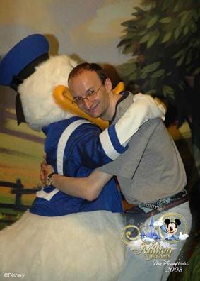 Les vacances de Mister Wolfi et Matttthieu : Walt Disney World Tour 2008 - Page 2 Donald10