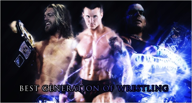 » Best Generation of Wrestling «