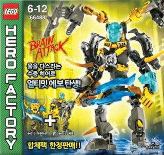 [Blog] Les packs Hero Factory 66488-10