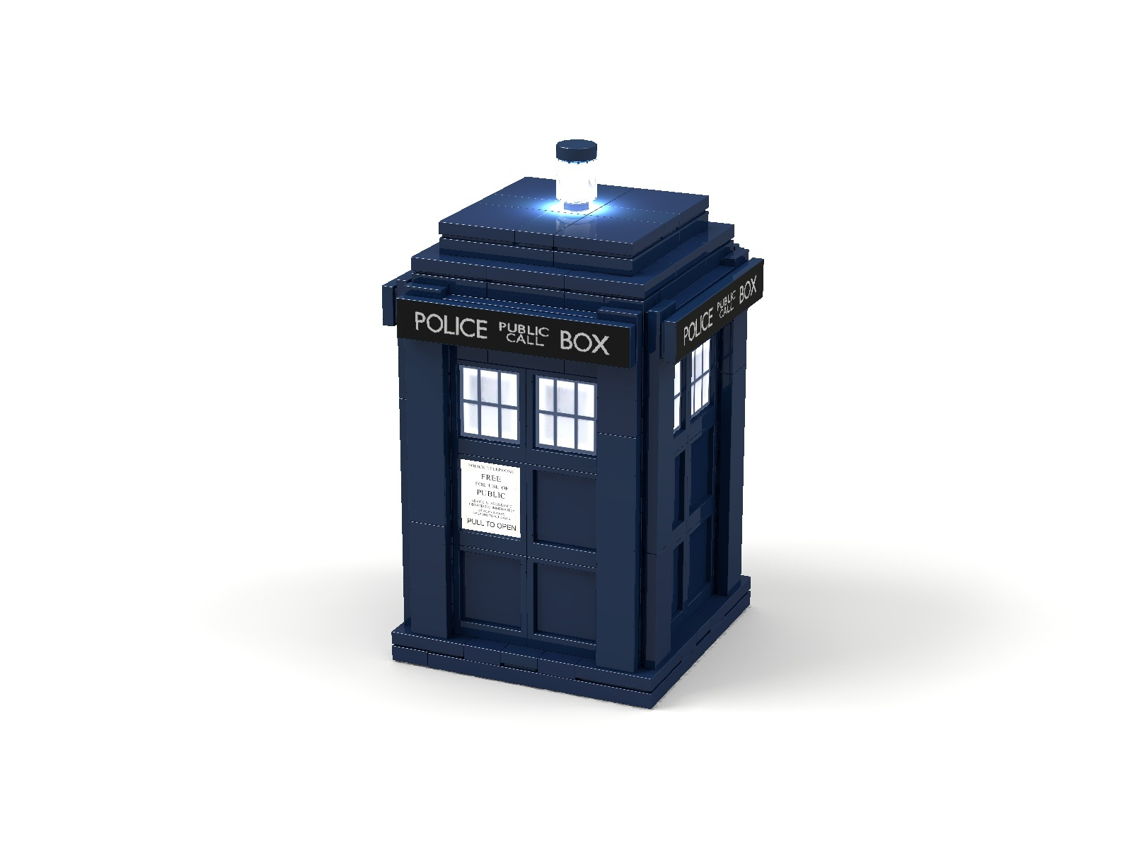 [Taverne] Doctor Who Tardis13