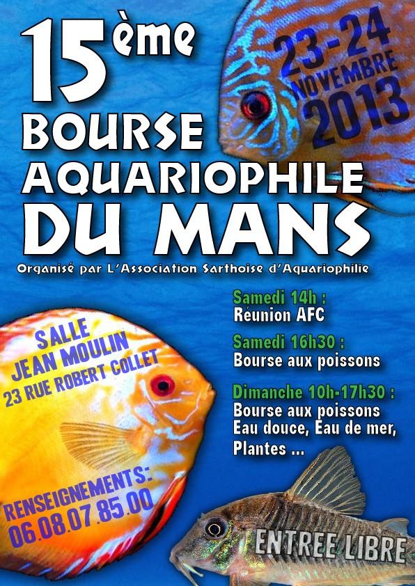 Bourse ASA au Mans 23 et 24 novembre 2013 Bourse10