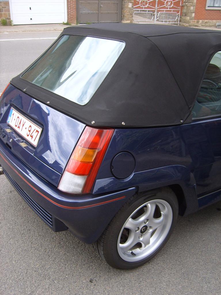 R5 GT Turbo - Cabrio EBS Suc50119