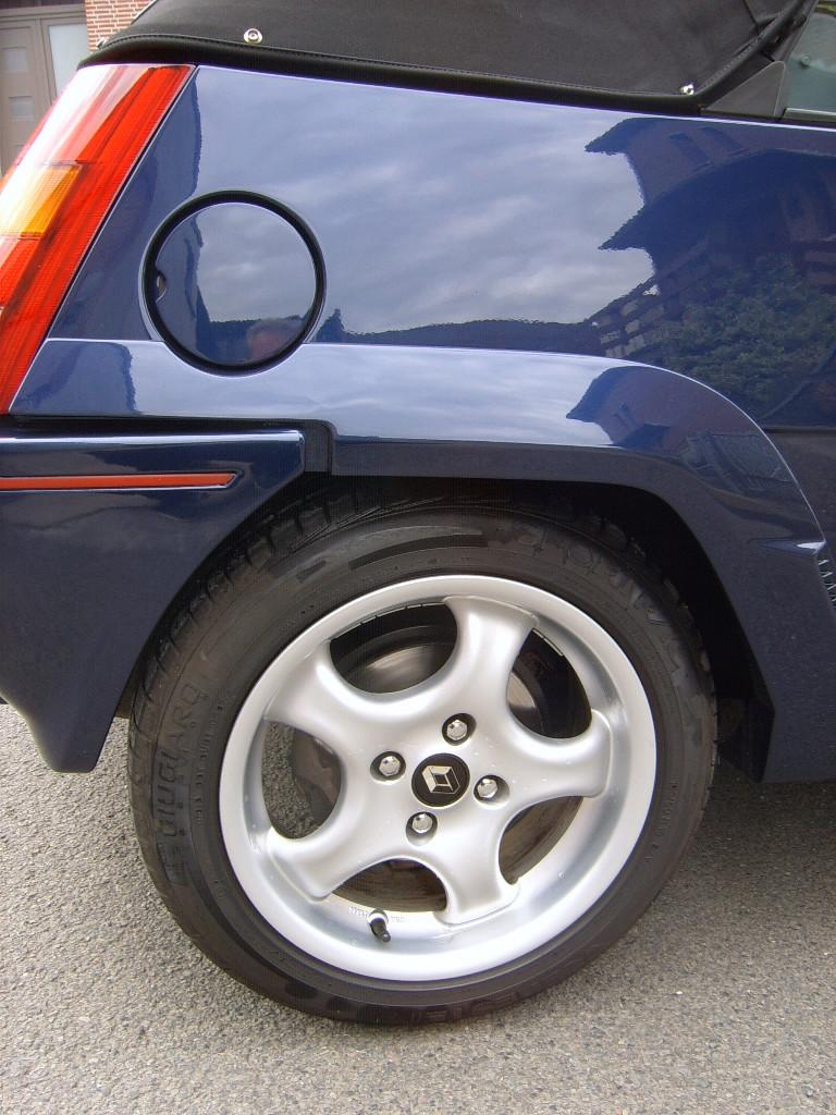 R5 GT Turbo - Cabrio EBS Suc50120