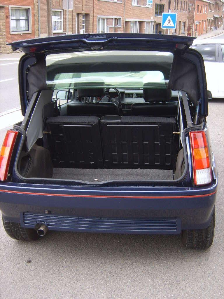 R5 GT Turbo - Cabrio EBS Suc50121