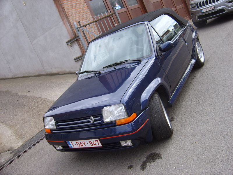 R5 GT Turbo - Cabrio EBS Suc50122