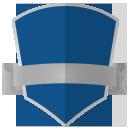 Blue shields 1134