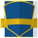 Blue shields 1136