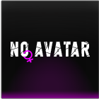 Black no avatar male/female 117510
