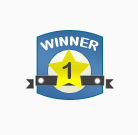 Winner badges