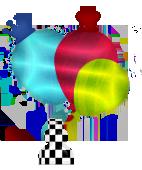 Chess balloons Untit111