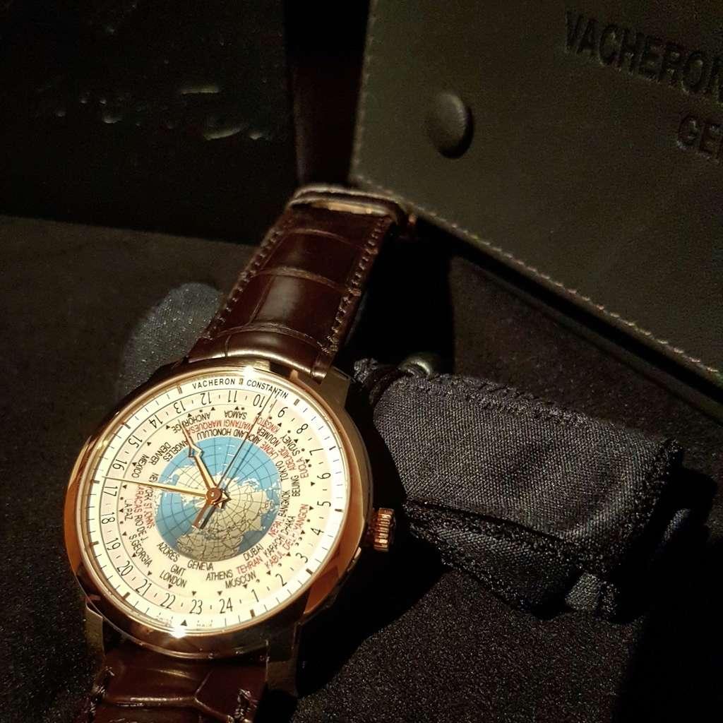 vacheron - Comme une envie de voyage…Vacheron Constantin World Time Inside. Img_2010