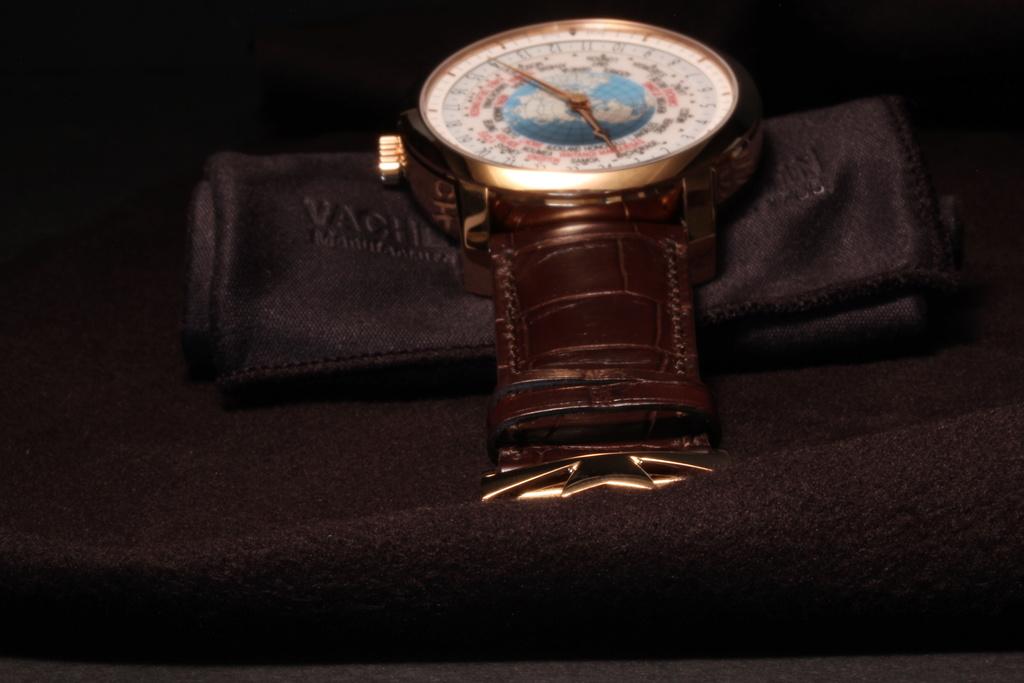 vacheron - Comme une envie de voyage…Vacheron Constantin World Time Inside. Img_3017