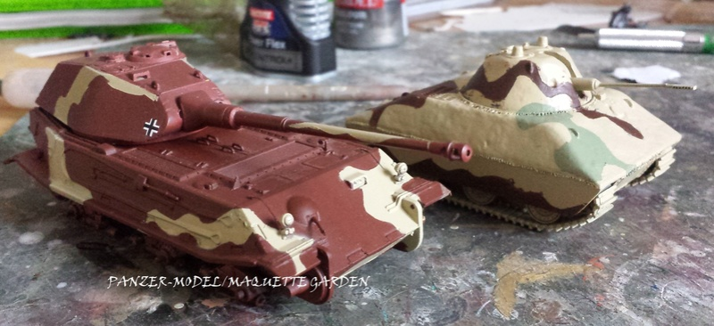VK 4502 P, dragon 1/72e 20170411