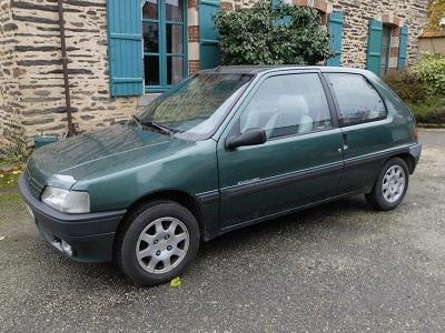 Mes Youngtimers (Peugeot 205)  Dscf5010