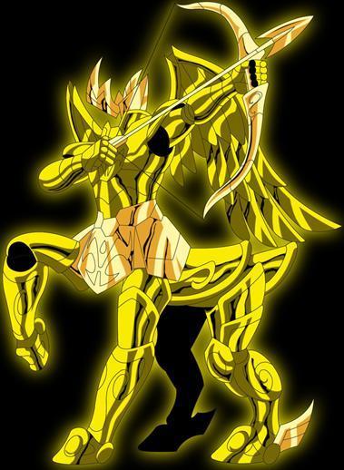 """TSUME : SAINT SEIYA ( chevaliers du zodiaque ) : chevalier d'or du sagittaire aiolos """" HQS"""" Img_0820"""