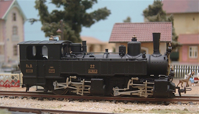 Les locomotives Mallet à voie étroite (H0e et H0m) 22c11