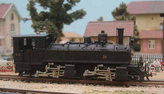 Les locomotives Mallet à voie étroite (H0e et H0m) 29c10