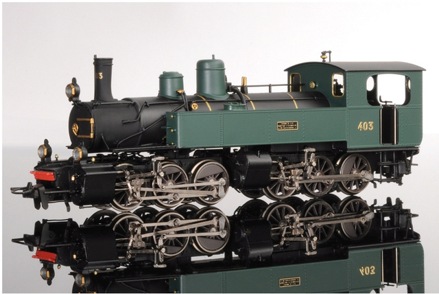 Les locomotives Mallet à voie étroite (H0e et H0m) 403_cf11