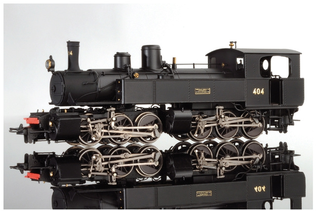 Les locomotives Mallet à voie étroite (H0e et H0m) 404_cf10