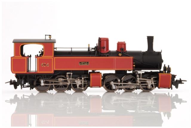 Les locomotives Mallet à voie étroite (H0e et H0m) 404_cf11
