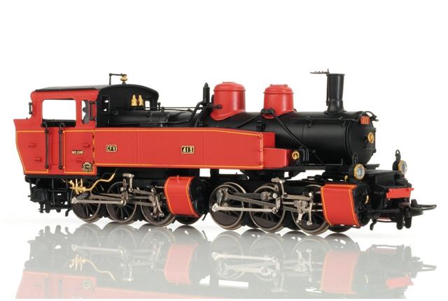 Les locomotives Mallet à voie étroite (H0e et H0m) 413_cf11