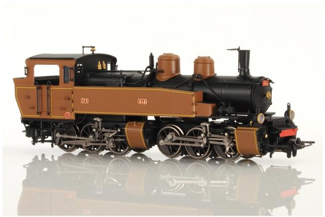 Les locomotives Mallet à voie étroite (H0e et H0m) 414_cf11