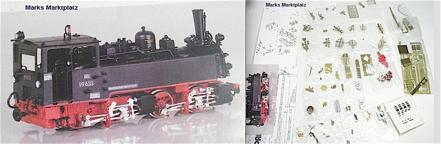 Les locomotives Mallet à voie étroite (H0e et H0m) Panier10
