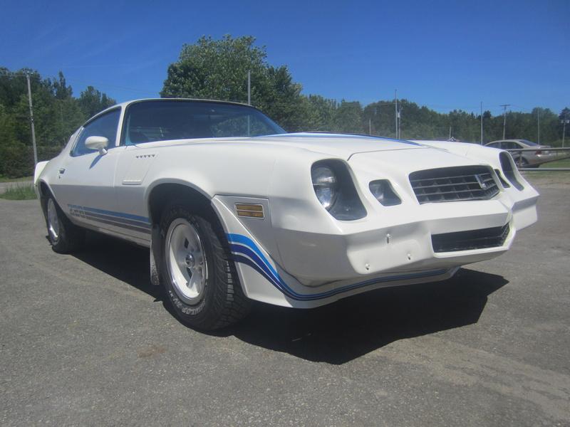 Chevrolet Camaro Z28 1979, 350 4 vit. seulement 75000 km!  Img_0614