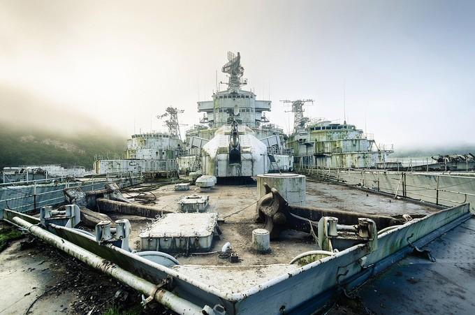 [Le cimetière des bateaux et du patrimoine de la Marine] Le cimetière de LANDEVENNEC - Page 27 Image-10