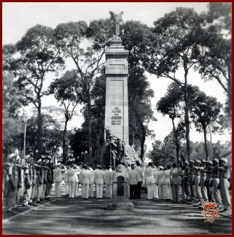 [Histoires et Histoire] Monuments aux morts originaux Français Tome 1 - Page 37 Saigon11