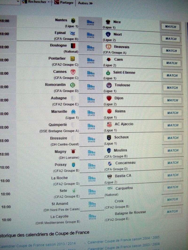 Coupe de France 2013/2014 Tab_2_10
