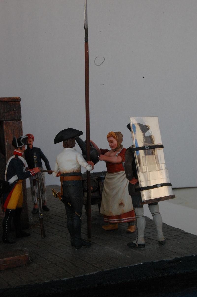 3 Floréal An II (22 avril 1794) : LA FIN 11-40-10