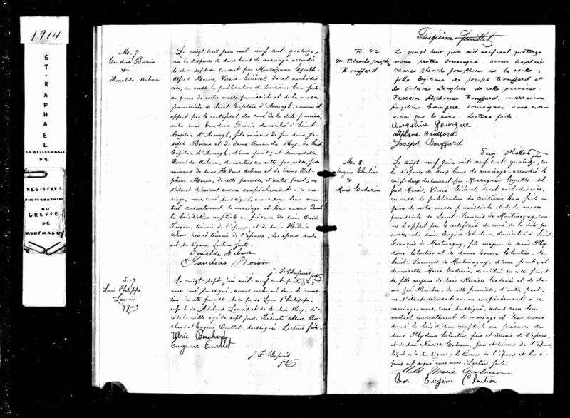 Recherche parents de Eugène Cloutier et Marie Cadrin? Clouti10