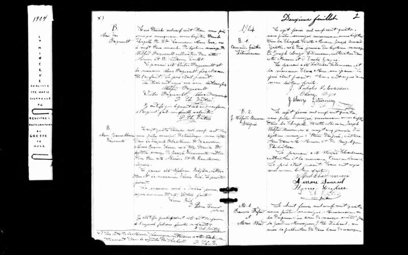 Mariage de John wood ou J-B Dubois et Sarra Charette Fafard11