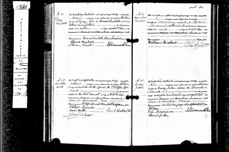 Famille Dubé-Tremblay - Page 2 Imelda10