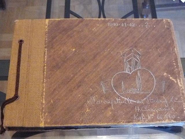 Deux souvenirs du 505° RCC Vannes 65541610