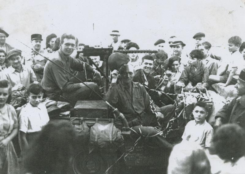 Le 320ème régiment de la 35ème division d'infanterie US 7_b10