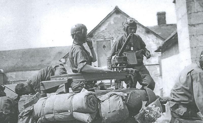 Le 320ème régiment de la 35ème division d'infanterie US 8_b10